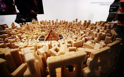 Biscuit Buildings And Sculptures (8) 1