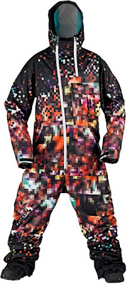 Pixelated Waterfall Jacket (3) 1