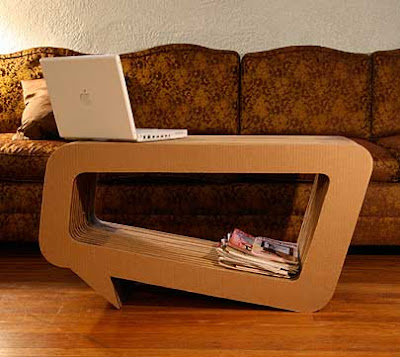 Creative Cardboard Furniture Designs (20) 6