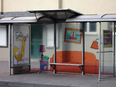 Creative and Cool Bus Stops - Part 2 (30) 7