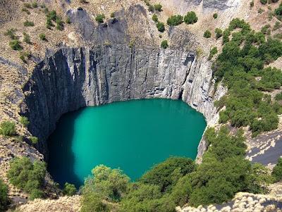 Kimberley Diamond Mine