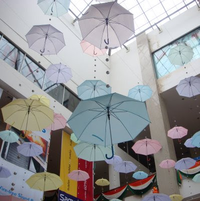 Umbrella Art Installations (30) 9