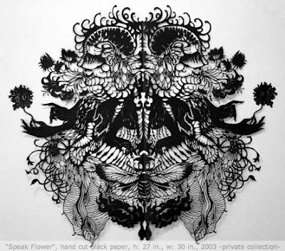 Paper Cutting, Folding, Sculptures, Illustrations And Origami (18) 14