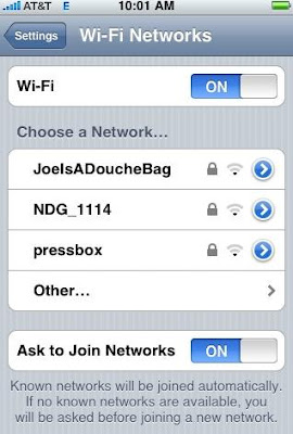 Did You Came Across Any Of These Wifi Network Names (24) 24