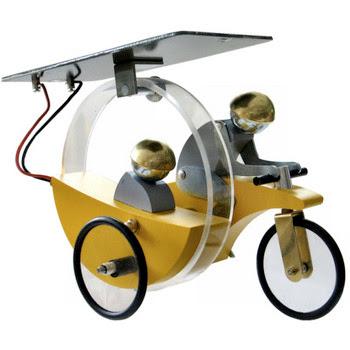Solardriven Sidecar