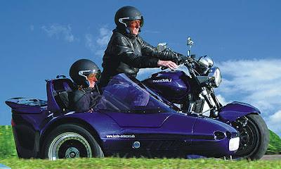 Suzuki With Sidecar