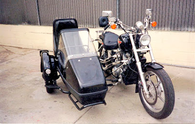 Model 700 Cruiser With Velorex Sidecar