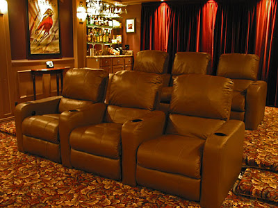 36 Creative and Cool Home Theater Designs (70) 26