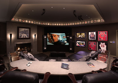 36 Creative and Cool Home Theater Designs (70) 57