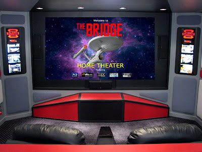 36 Creative and Cool Home Theater Designs (70) 16