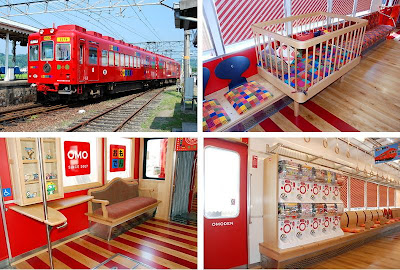 Pleasant Train Interior In Japan (7) 5