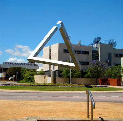 Impossible Triangle, Perth, Australia (3) 3