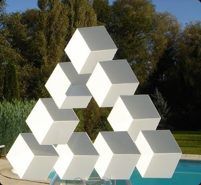 Large Outdoor Penrose