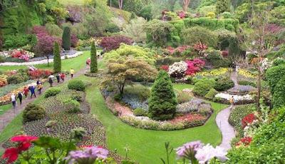The Butchart Gardens (15) 2