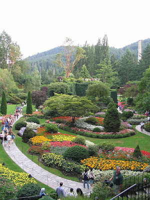 The Butchart Gardens (15) 3