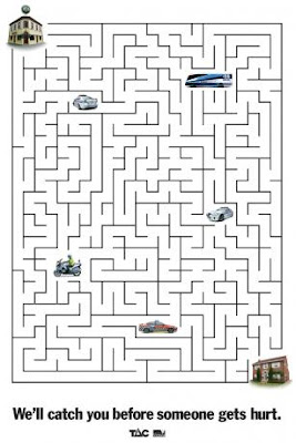 20 Creative and Cool Uses of Maze In Advertisements (20) 12
