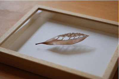 Beautiful Leaf Art (21) 5