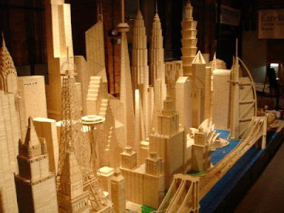 Toothpick Sculptures (21) 3