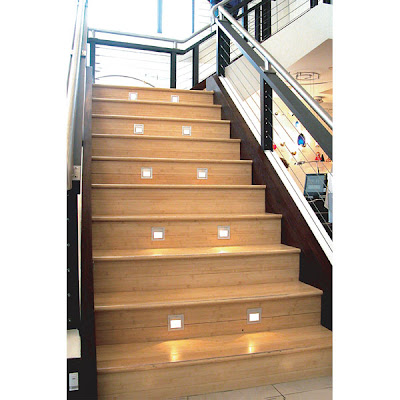 20 Creative and Modern Staircase Lighting Designs (20) 10