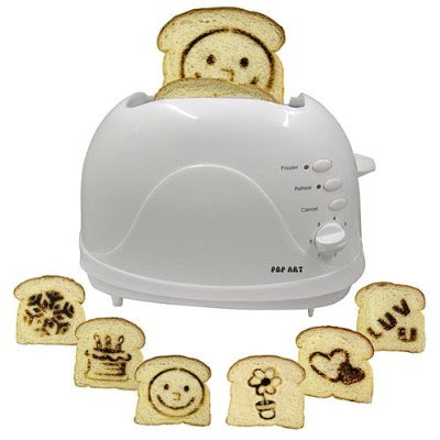 Creative and Cool Toaster Printers (15) 9