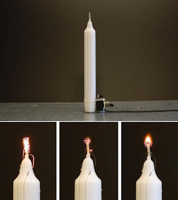 30 Cool Candle Designs (30) 17