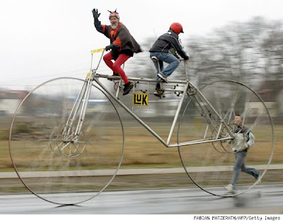 Most Unusual Bikes From All Over The World (39) 15