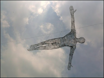 Wire Sculptures From Around The World (36) 23