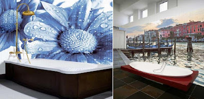 Modern and Cool Bathroom and Kitchen Tiles (30) 6