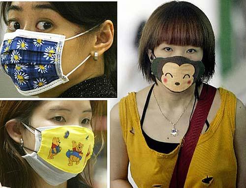 Designer Face Masks.