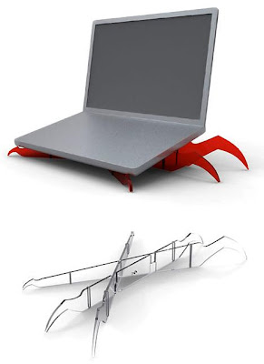30 Modern and Cool Laptop Stands (33) 6