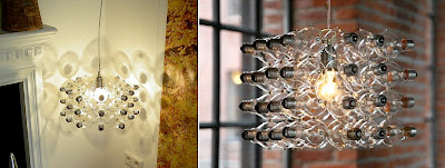 Creative Reused Lamps and Light Designs (40) 7