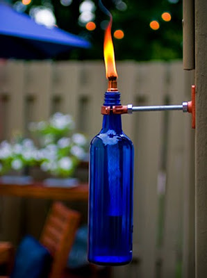 Creative and Cool Ways To Reuse Old Bottles (34) 23