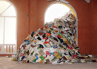 Books Installations (12) 6