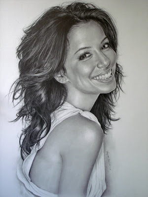 30 Photorealistic Pencil Sketches and Portraits (30) 26