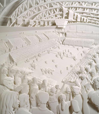 Paper Sculptures by Jeff Nishinaka (11) 5