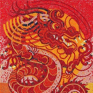 Dragon Jelly Belly art