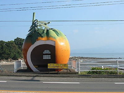 25 Cool and Unusual Bus Stops - Part 3 (25) 20