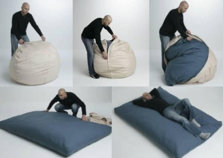 Comfortable Sitting Bed Frame