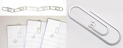 Paper Clip Inspired Products, Artwork and Designs (33) 18
