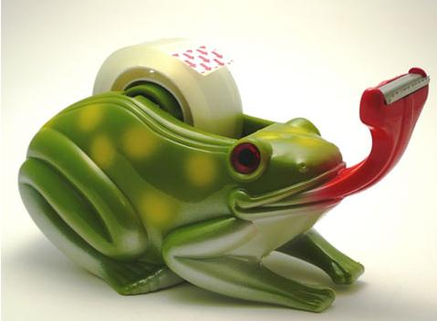 30 Creative and Cool Tape Dispenser Designs