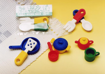 Creative and Cool Erasers (20) 9