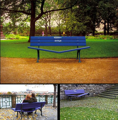 16 Creative and Clever Bench Advertisements (16) 8