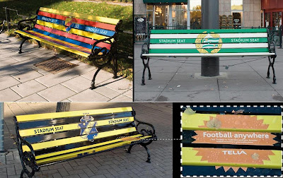 16 Creative and Clever Bench Advertisements (16) 1