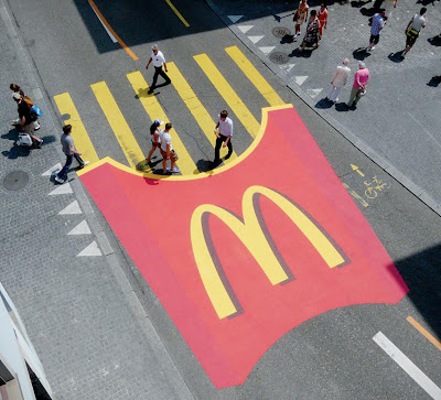 18 Creative and Cool Mcdonalds Advertisements (18) 5