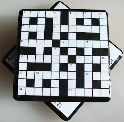 27 Creative and Cool Crossword Inspired Designs and Products (30) 3