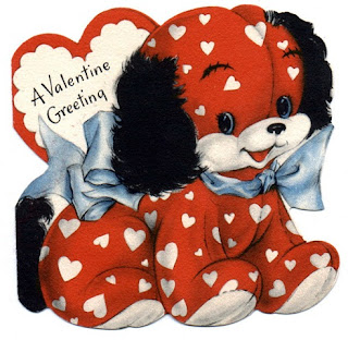 Very Merry Vintage Syle: Vintage Valentine Card Images ...