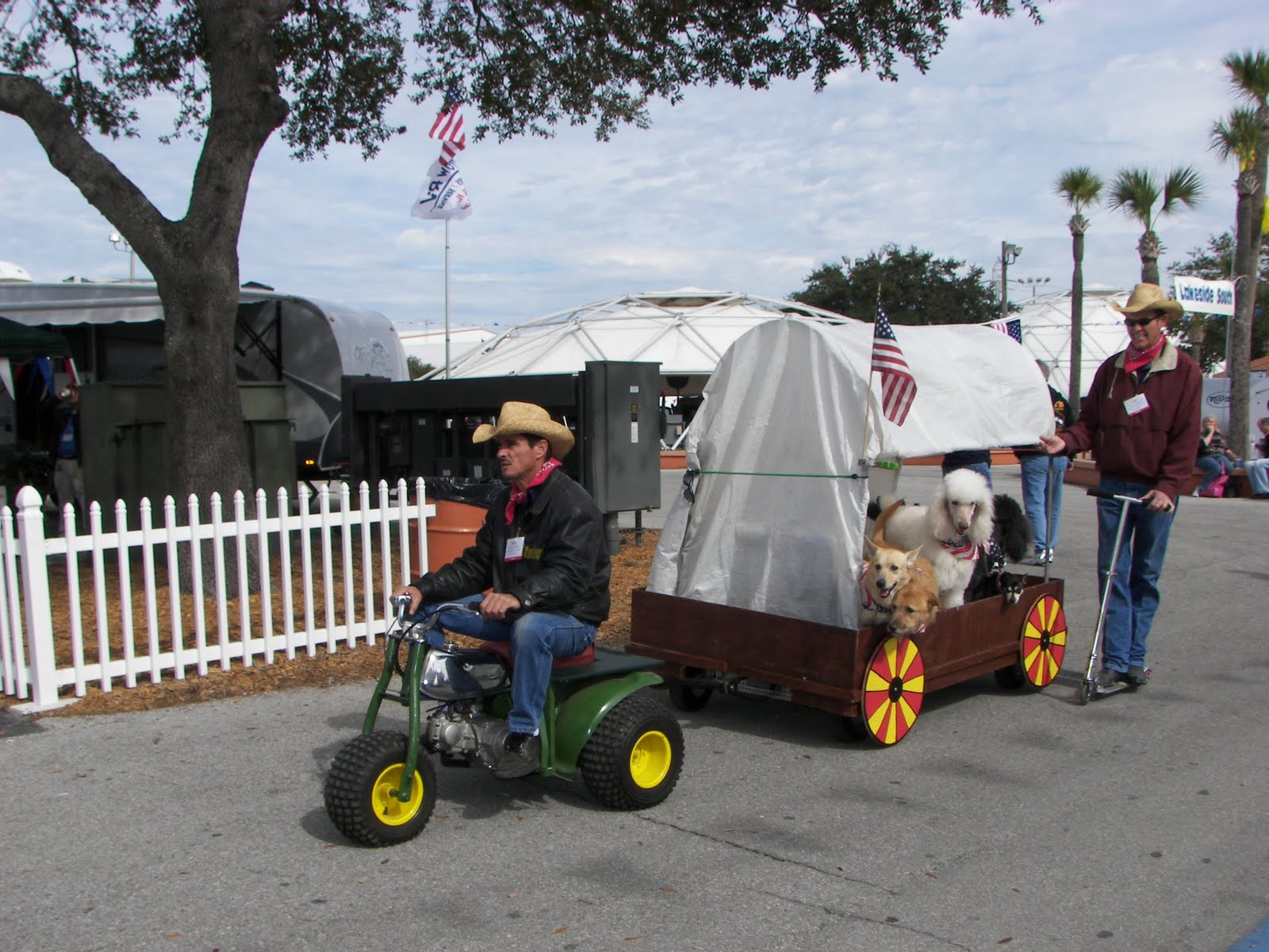Our Adventures With Quot Cici Quot Tampa Rv Super Show