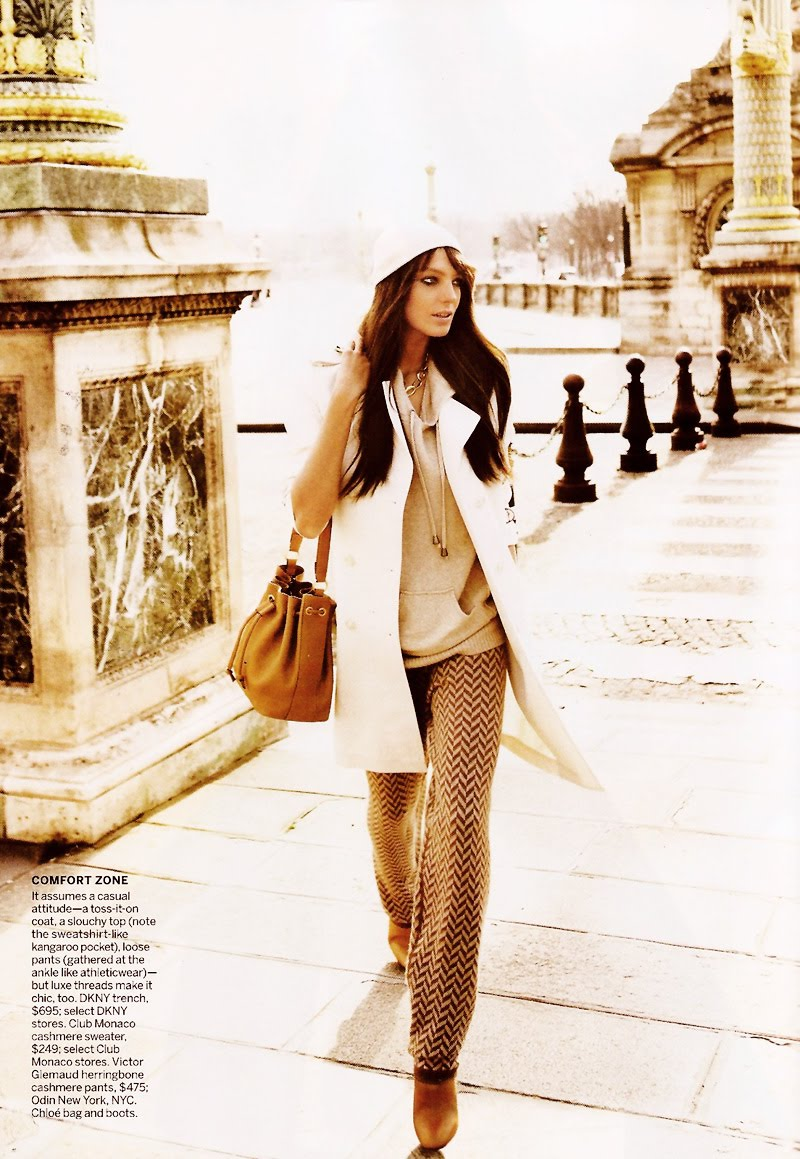 Vogue Usa Magazine Subscription: Mario Testino Shoots For Vogue USA May 2010