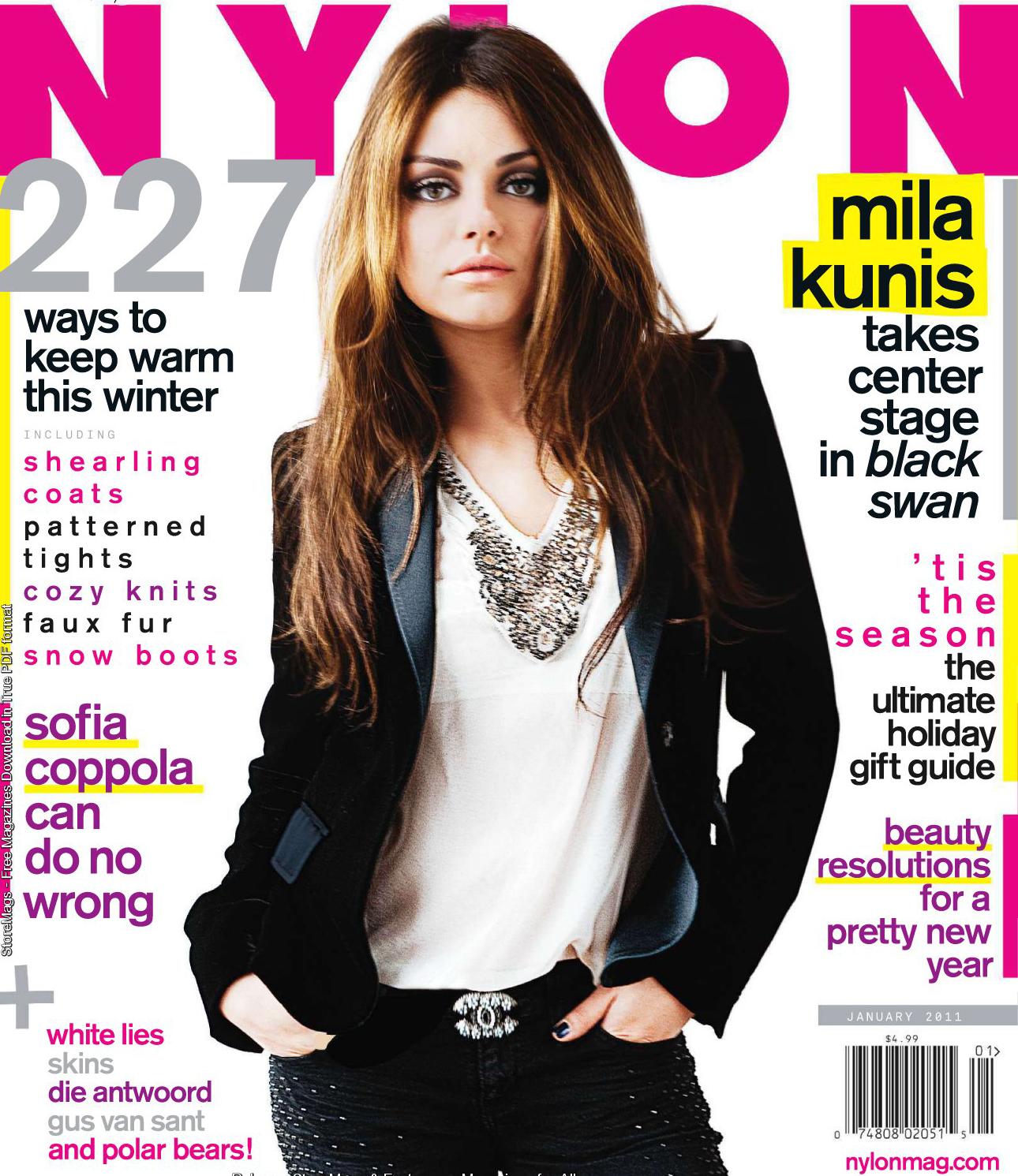 Com Nylon Magazine 82
