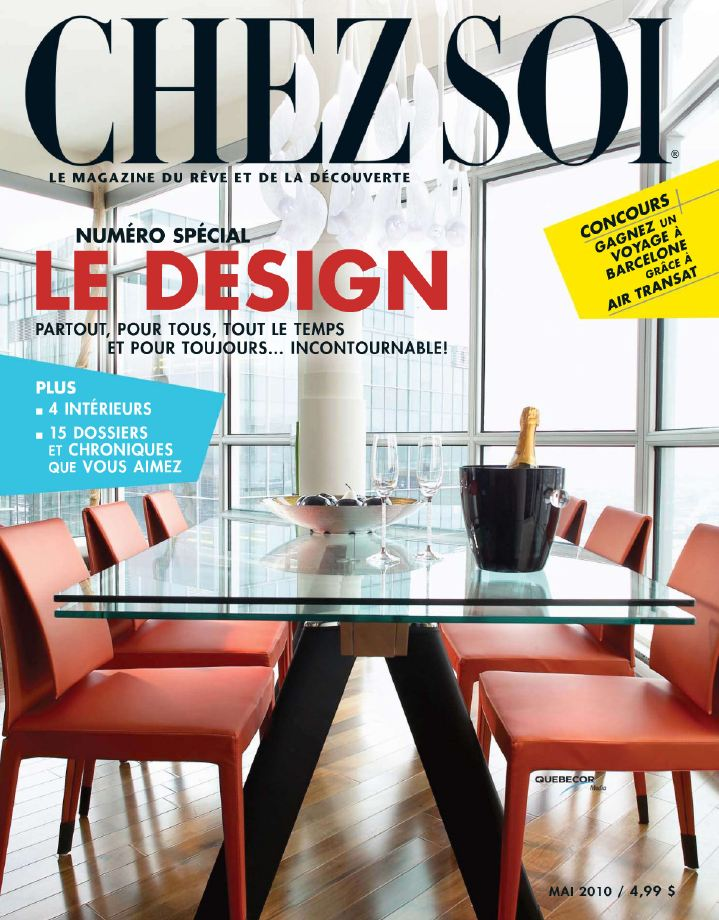 French Interior Design Magazines - minimalist home design